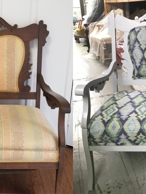 Pettyjohn-Loveseat-Done-Before-After