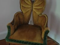 Butterfly Chair Before