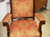 Toot Arm Chair After Regal