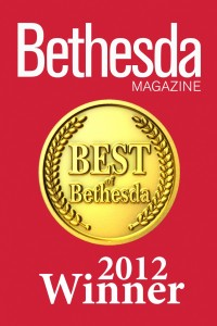 Voted best furniture refinsher by the readers of Bethesda Magazine, 2012